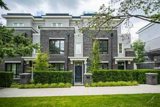 Main Photo: 256 W 62ND Avenue in Vancouver: Marpole Townhouse for sale (Vancouver West)  : MLS®# R2468766