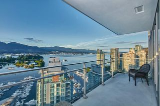 Photo 15: 2802 1499 W Pender St. Vancouver,温哥华市中心,Coal Harbour, large condo,大户型公寓