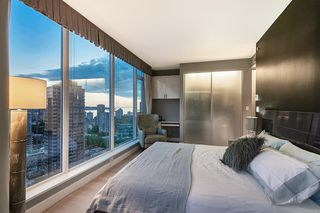 Photo 20: 2802 1499 W Pender St. Vancouver,温哥华市中心,Coal Harbour, large condo,大户型公寓