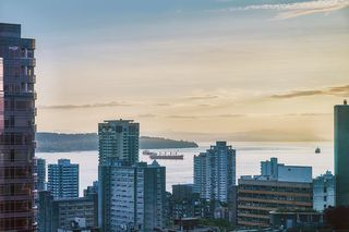 Photo 21: 2802 1499 W Pender St. Vancouver,温哥华市中心,Coal Harbour, large condo,大户型公寓