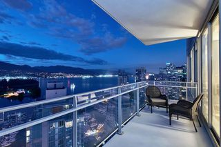 Photo 17: 2802 1499 W Pender St. Vancouver,温哥华市中心,Coal Harbour, large condo,大户型公寓