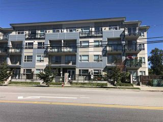 """Photo 4: 214 13228 OLD YALE Road in Surrey: Whalley Condo for sale in """"CONNECT"""" (North Surrey)  : MLS®# R2491962"""