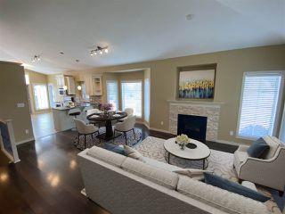 Photo 2: 1 4001 ETON Boulevard: Sherwood Park House Half Duplex for sale : MLS®# E4215412