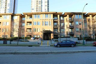 "Main Photo: 113 3105 LINCOLN Avenue in Coquitlam: New Horizons Condo for sale in ""Larkin House East"" : MLS®# R2520902"