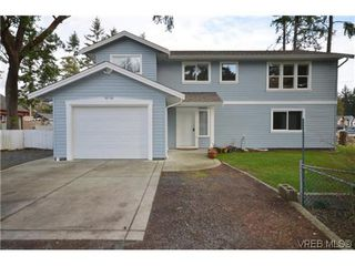 Photo 1: B 3151 Metchosin Rd in VICTORIA: Co Wishart North House for sale (Colwood)  : MLS®# 594838