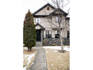 Photo 1: 2423 27 Street SW in : Killarney Glengarry Residential Attached for sale (Calgary)  : MLS®# C3508407