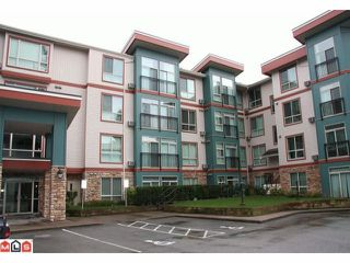 "Photo 1: 410 33485 S FRASER Way in Abbotsford: Central Abbotsford Condo for sale in ""Citadel Ridge"" : MLS®# F1206499"