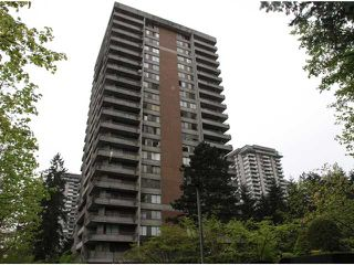 """Photo 1: 1205 3771 BARTLETT Court in Burnaby: Sullivan Heights Condo for sale in """"TIMBERLEA"""" (Burnaby North)  : MLS®# V949781"""
