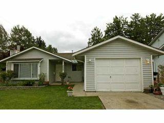 Photo 1: 20298 OSPRING Street in Maple Ridge: Southwest Maple Ridge House for sale : MLS®# V953912