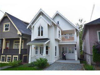 """Photo 1: 4356 PRINCE EDWARD ST in Vancouver: Fraser VE House for sale in """"MAIN/FRASER"""" (Vancouver East)  : MLS®# V991538"""