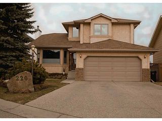 Photo 1: 220 SHANNON Mews SW in CALGARY: Shawnessy Residential Detached Single Family for sale (Calgary)  : MLS®# C3564293