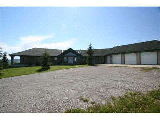 Photo 1: 262037 RGE RD 43 in COCHRANE: Rural Rocky View MD Residential Detached Single Family for sale : MLS®# C3573598