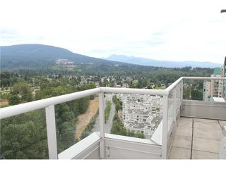 "Photo 12: 2303 3070 GUILDFORD Way in Coquitlam: North Coquitlam Condo for sale in ""LAKESIDE TERRACE"" : MLS®# V1022601"