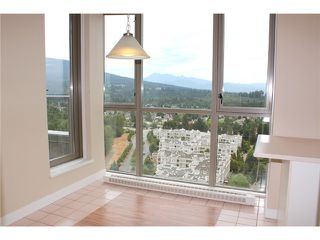 "Photo 6: 2303 3070 GUILDFORD Way in Coquitlam: North Coquitlam Condo for sale in ""LAKESIDE TERRACE"" : MLS®# V1022601"
