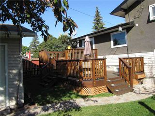 Photo 18: 53 FREDSON Drive SE in CALGARY: Fairview Residential Detached Single Family for sale (Calgary)  : MLS®# C3585072