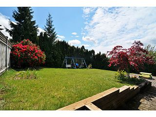 Photo 20: 1934 WILTSHIRE AV in Coquitlam: Cape Horn House for sale : MLS®# V1062602