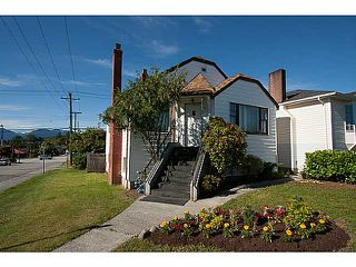 Photo 1: 4801 PENDER Street in Burnaby: Capitol Hill BN House for sale (Burnaby North)  : MLS®# V1075937