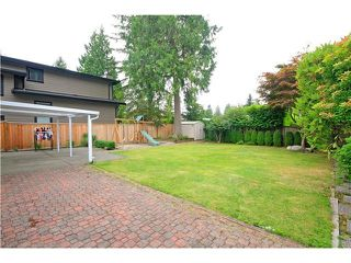 Photo 15: 1067 Belvedere Dr in : Canyon Heights NV House for sale (North Vancouver)  : MLS®# V1077196