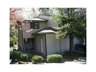 Photo 1: 898 CUNNINGHAM LN in Port Moody: North Shore Pt Moody Condo for sale : MLS®# V1116734