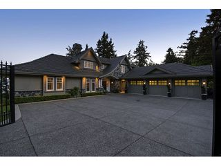 Photo 1: 12990 13TH AV in Surrey: Crescent Bch Ocean Pk. House for sale (South Surrey White Rock)  : MLS®# F1440679