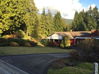 Photo 1: 604 KENWOOD ROAD in West Vancouver: British Properties House for sale : MLS®# R2032411