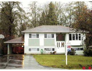 """Photo 1: 14894 GLEN AVON Drive in Surrey: Bolivar Heights House for sale in """"Birdland"""" (North Surrey)  : MLS®# F2625156"""