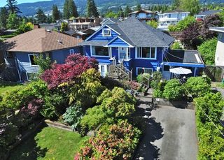 Main Photo: Esquimalt Avenue in West Vancouver: Ambleside House for rent