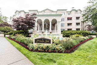 Photo 1: 423 2995 PRINCESS CRESCENT in Coquitlam: Canyon Springs Condo for sale : MLS®# R2318278