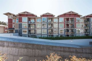 """Photo 17: 407 2242 WHATCOM Road in Abbotsford: Abbotsford East Condo for sale in """"Waterleaf"""" : MLS®# R2399795"""