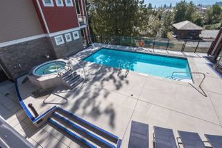 """Photo 14: 407 2242 WHATCOM Road in Abbotsford: Abbotsford East Condo for sale in """"Waterleaf"""" : MLS®# R2399795"""