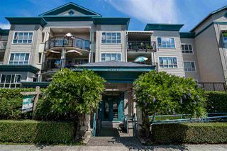 "Main Photo: 211 20727 DOUGLAS Crescent in Langley: Langley City Condo for sale in ""Joseph's Court"" : MLS®# R2424496"
