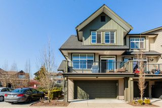 "Main Photo: 114 13819 232 Street in Maple Ridge: Silver Valley Townhouse for sale in ""BRIGHTON"" : MLS®# R2446438"