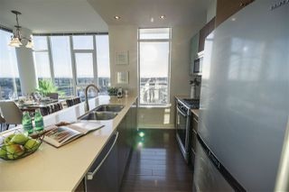 "Photo 2: 1805 7371 WESTMINSTER Highway in Richmond: Brighouse Condo for sale in ""Lotus"" : MLS®# R2449971"