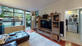 "Photo 5: 104 2828 YEW Street in Vancouver: Kitsilano Condo for sale in ""The Bel Air"" (Vancouver West)  : MLS®# R2502005"