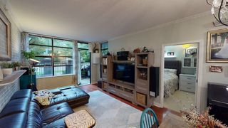 "Photo 6: 104 2828 YEW Street in Vancouver: Kitsilano Condo for sale in ""The Bel Air"" (Vancouver West)  : MLS®# R2502005"