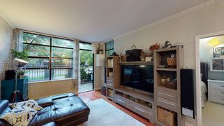 "Photo 4: 104 2828 YEW Street in Vancouver: Kitsilano Condo for sale in ""The Bel Air"" (Vancouver West)  : MLS®# R2502005"