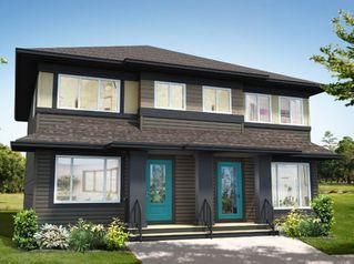 Photo 1: 541 Paterson Way in Edmonton: Zone 55 House Half Duplex for sale : MLS®# E4217406