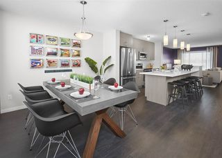 Photo 3: 541 Paterson Way in Edmonton: Zone 55 House Half Duplex for sale : MLS®# E4217406