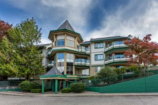 """Photo 1: 313 20140 56 Avenue in Langley: Langley City Condo for sale in """"Park Place"""" : MLS®# R2517442"""