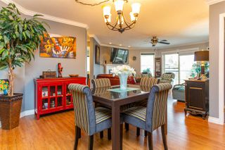 """Photo 7: 313 20140 56 Avenue in Langley: Langley City Condo for sale in """"Park Place"""" : MLS®# R2517442"""