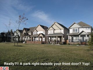Main Photo: 19482 71ST Avenue in Surrey: Clayton House for sale (Cloverdale)  : MLS®# F1204065