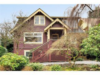 "Photo 1: 3534 W 26TH Avenue in Vancouver: Dunbar House for sale in ""DUNBAR"" (Vancouver West)  : MLS®# V932636"