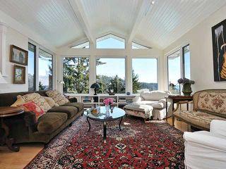 """Photo 4: 5880 FALCON Road in West Vancouver: Eagleridge House for sale in """"Eagleridge"""" : MLS®# V942367"""