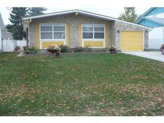Photo 1: 6 MASSENA Crescent in Winnipeg: Residential for sale (Canada)  : MLS®# 1120195