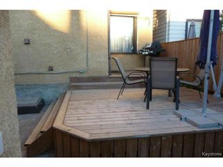 Photo 17: 634 Sherburn Street in WINNIPEG: West End / Wolseley Residential for sale (West Winnipeg)  : MLS®# 1319193