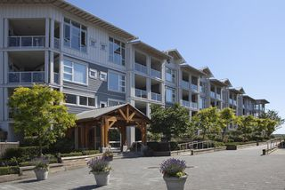 Photo 1: 306 4600 Westwater Drive in Copper Sky: Steveston South Home for sale ()  : MLS®# V921012