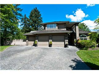 "Photo 1: 9926 180A Street in Surrey: Fraser Heights House for sale in ""ABBY RIDGE"" (North Surrey)  : MLS®# F1417312"