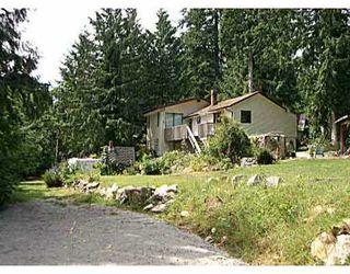 Main Photo: 1502 PARK AV in Roberts_Creek: Roberts Creek House for sale (Sunshine Coast)  : MLS®# V349436