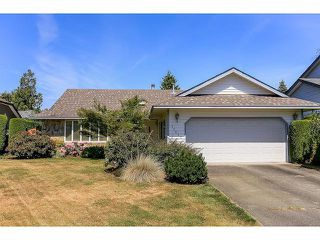 "Photo 1: 15665 93RD Avenue in Surrey: Fleetwood Tynehead House for sale in ""Belair Estates"" : MLS®# F1417825"