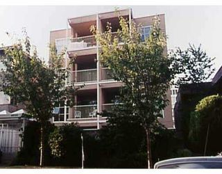 Photo 1: 201 985 W 10TH AV in Vancouver: Fairview VW Condo for sale (Vancouver West)  : MLS®# V606206